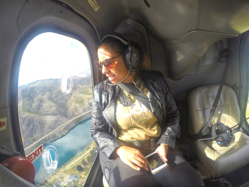 Helicopter day trips, Central Otago and beyond